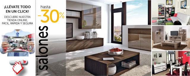 Conforama salon - Muebles salon conforama ...