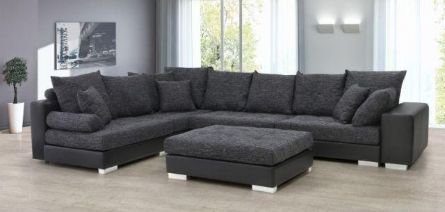 Conforama sofa grande for Sofa esquinero grande