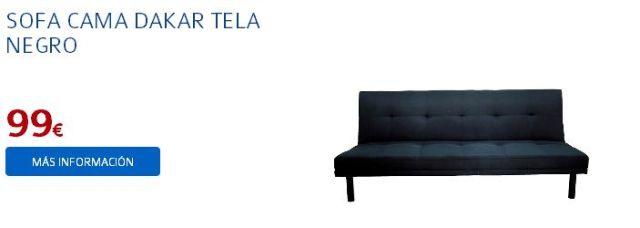 El catalogo carrefour 2015 sofa - Sofa cama carrefour 99 euros ...