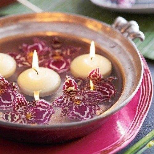 centros-de-mesa-para-san-valentin-velas-flotantes