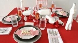Cómo poner la mesa en San Valentín 2018