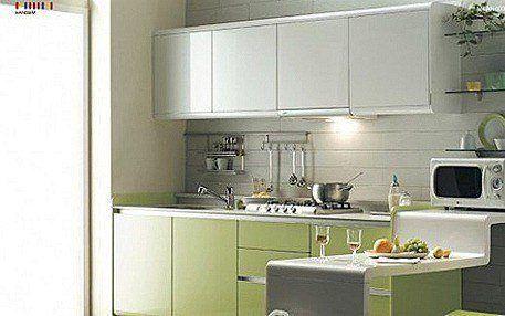 Cocina-pequena-blanco-verde-2104