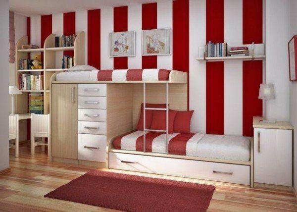 Consejos para un dormitorio juvenil 2016 - EspacioHogar.com