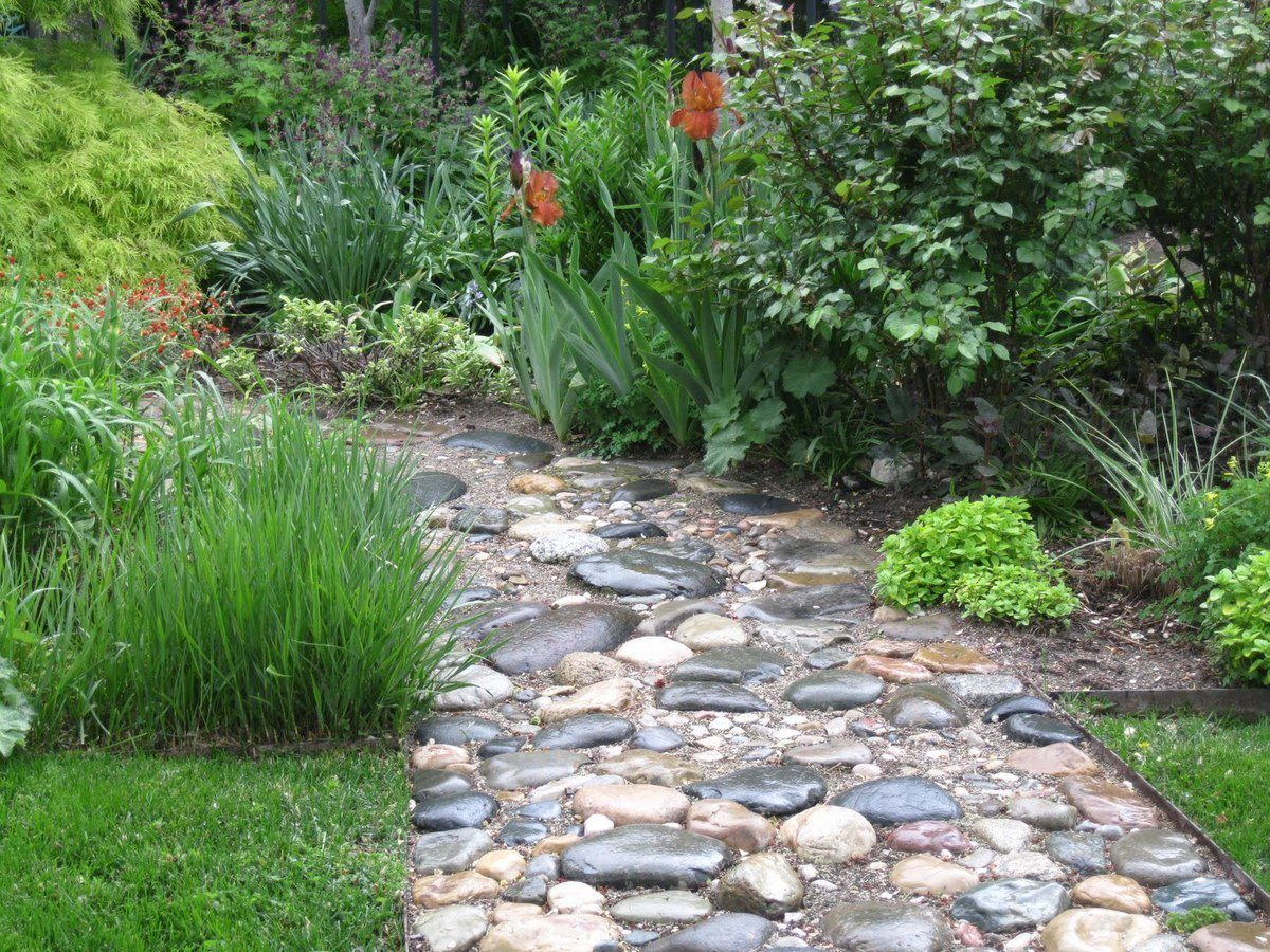 Ideas para decorar el jardin 2015 - Piedras decoracion jardin ...