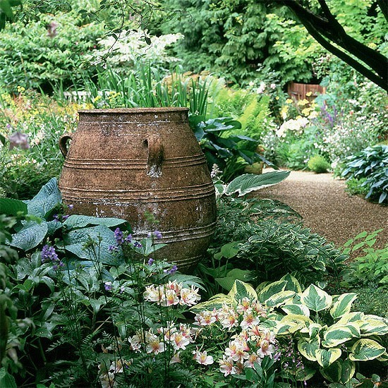 Wild Backyard Garden : de 100 Fotos con ideas de Decoraci?n de jardines