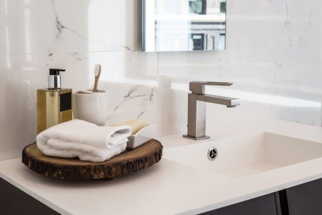 Decoracion minimalista baños