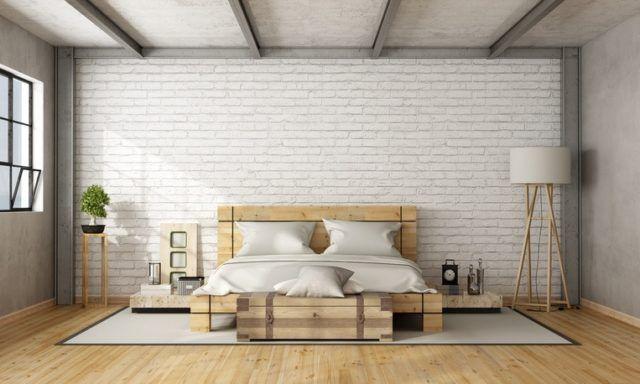 Decoracion minimalista dormitorio