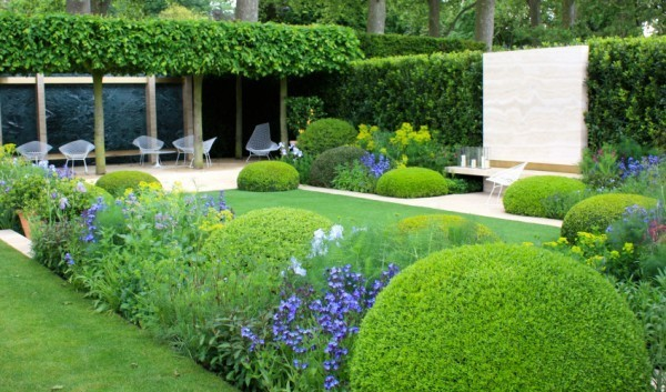 De 100 fotos con ideas de decoraci n de jardines - Ideas para jardines ...