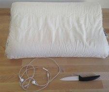 Haz tu propia almohada musical