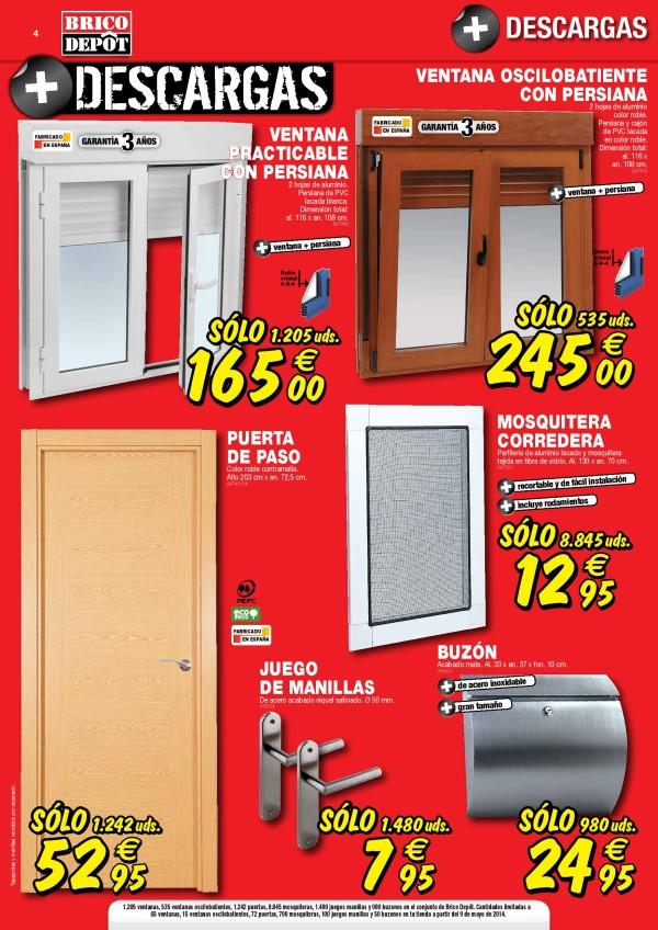 Bricodepot ventanas de aluminio precios materiales de - Lijadora de pared bricodepot ...