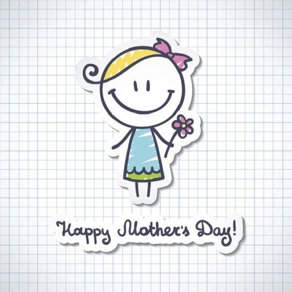 Tarjetas del Día de la Madre 2018 - espaciohogar.com