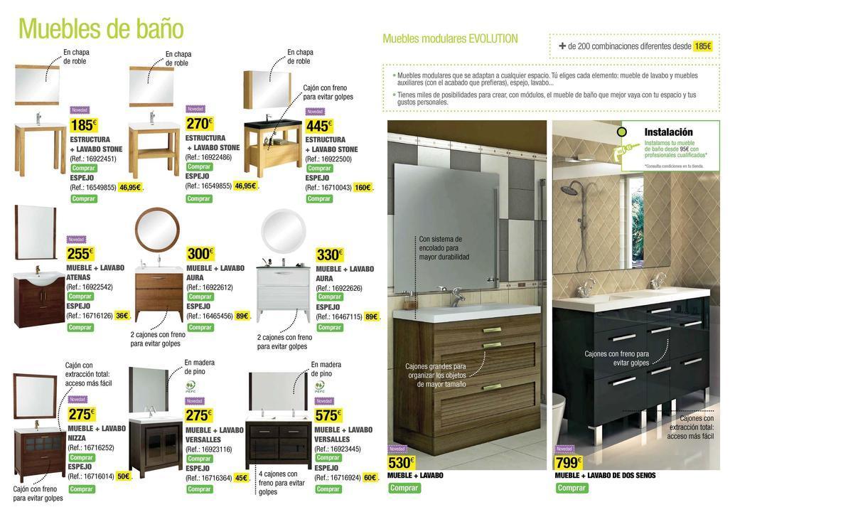 Muebles De Baño Clasicos: -Leroy-Merlin-mayo-2014-muebles de baño-clasicos – EspacioHogarcom