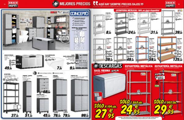 almacenamiento-mueble-resina-catalogo-brico-depot-junio-2014