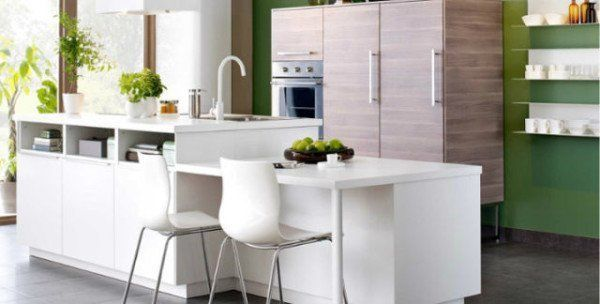 cocinas modernas ideas para decorarlas 2015