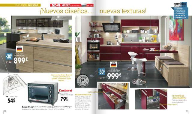 conforama-rebajas-2015-cocinas-diseño-madera