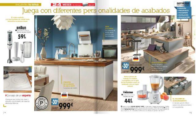 Rebajas conforama verano 2015 - Cocinas conforama precios ...