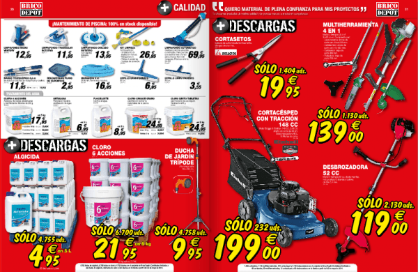 piscina-cortacesped-catalogo-brico-depot-junio-2014