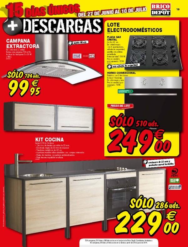 Brico-Depot-Catalogo-julio-2014-cocina-oferta