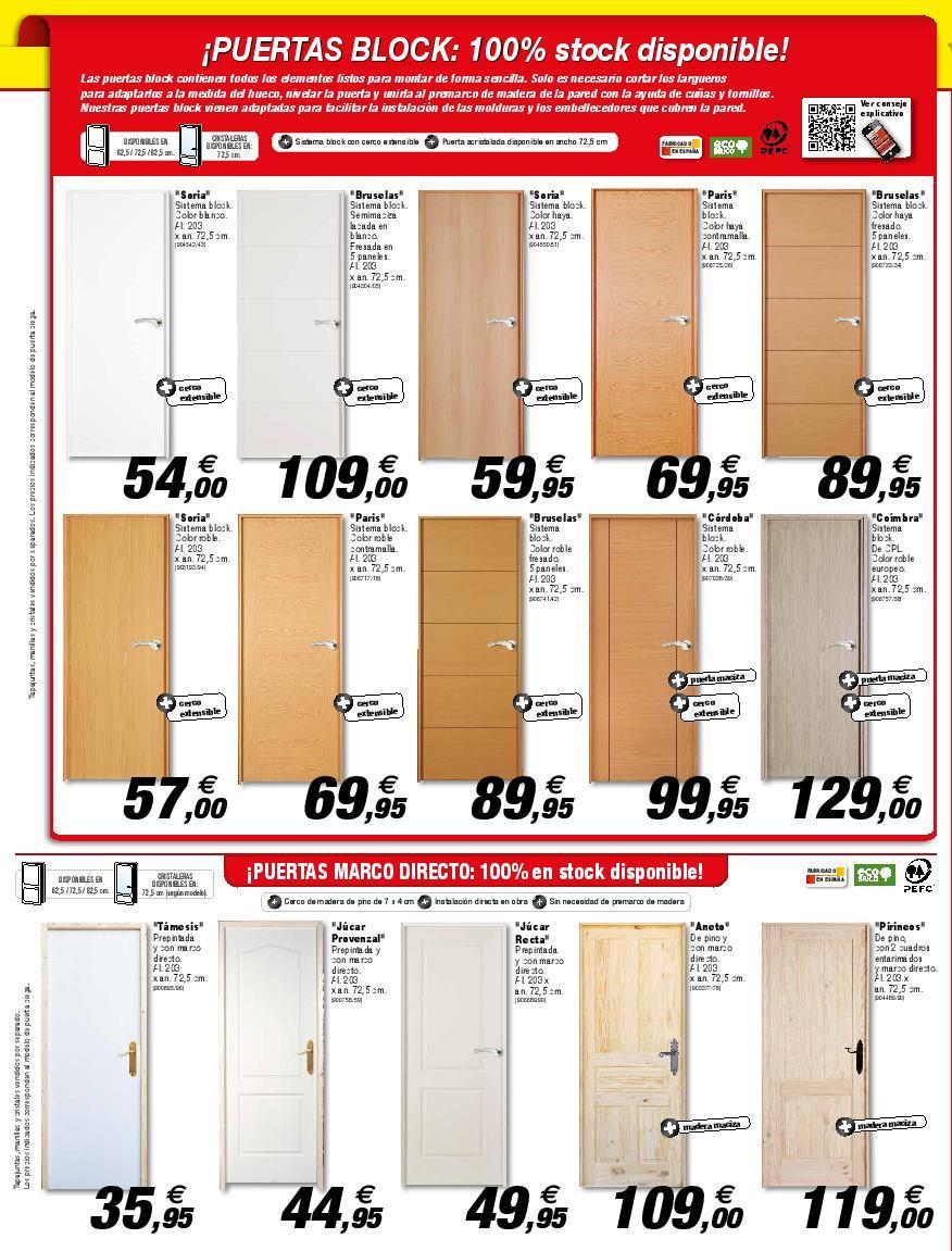 decorar cuartos con manualidades puertas blancas brico depot
