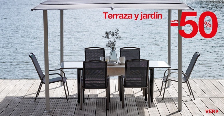 Catalogo de muebles el corte ingles agosto 2014 ofertas for Catalogo muebles terraza
