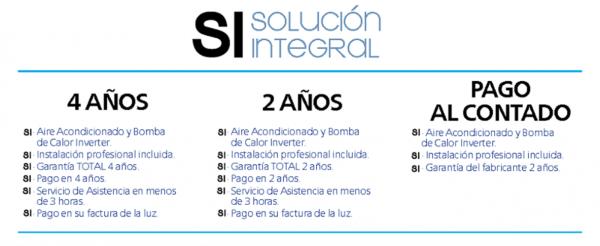solucion integral de aire acondicionado