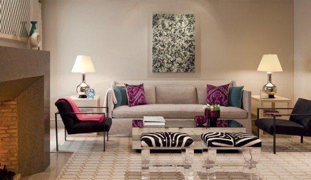 Tendencias cuadros 2015 cuadros abstractos for Decoracion de salas clasicas modernas