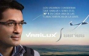 Oferta en lentes progresivas Varilux para ti y tu familia