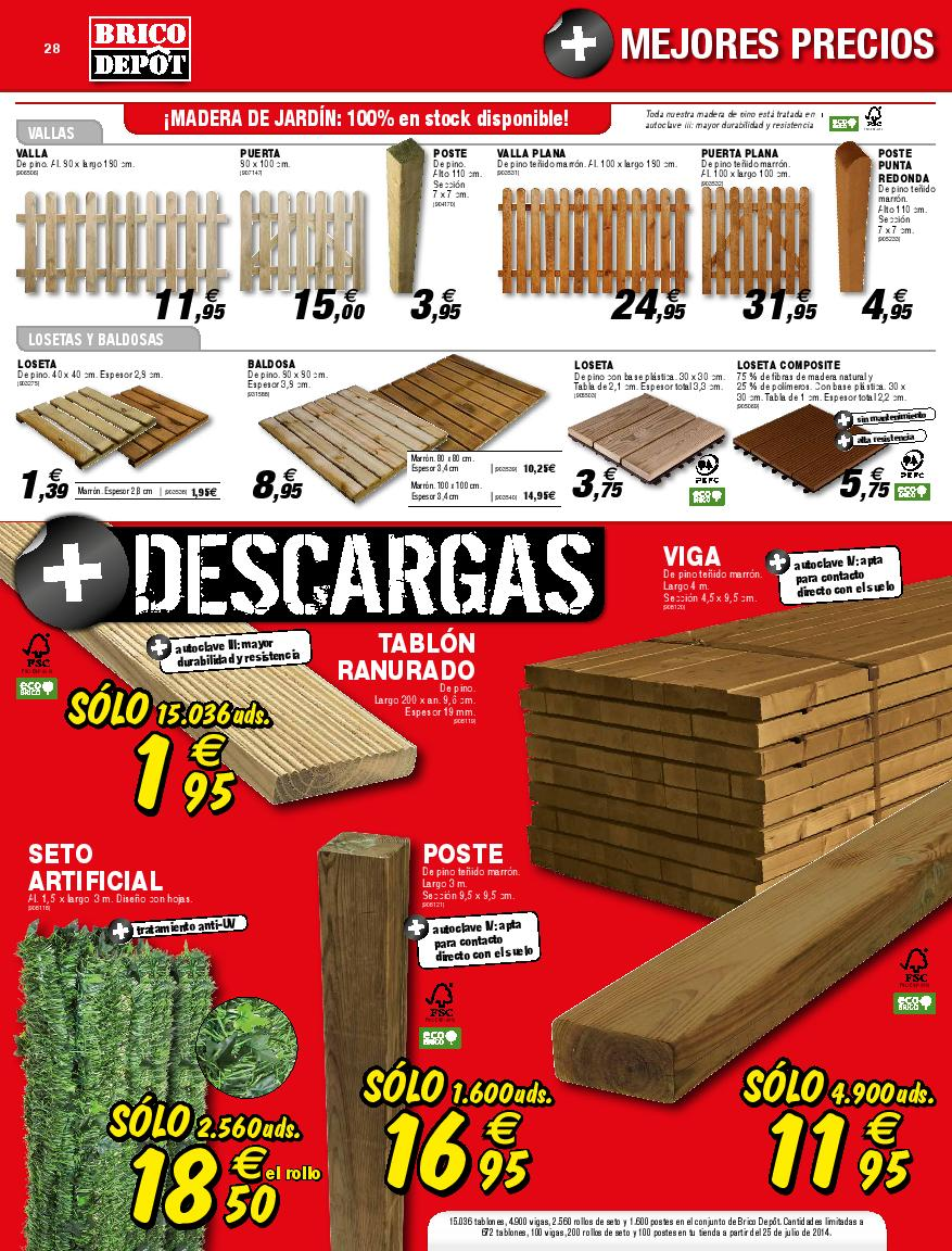 Brico depot catalogo septiembre 2013 herramientas - Catalogo descargas bricodepot ...