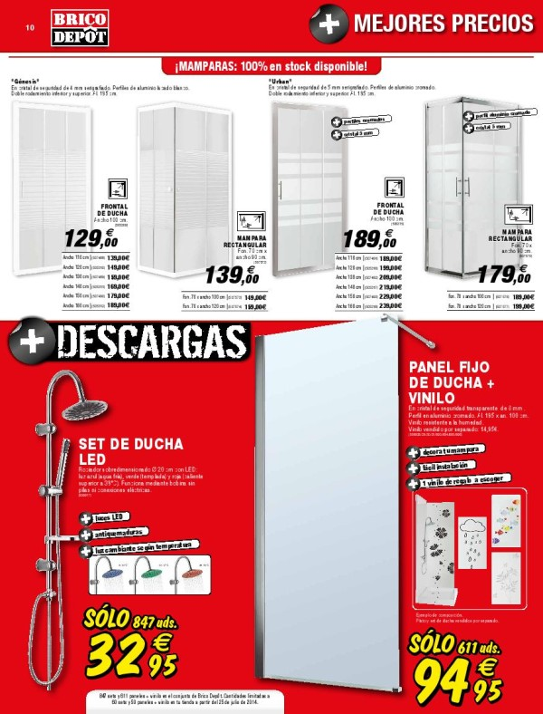 Catalogo-Brico-Depot-agosto-2014-mamparas