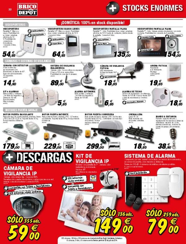 Catalogo-Brico-Depot-agosto-2014-seguridad-camaras