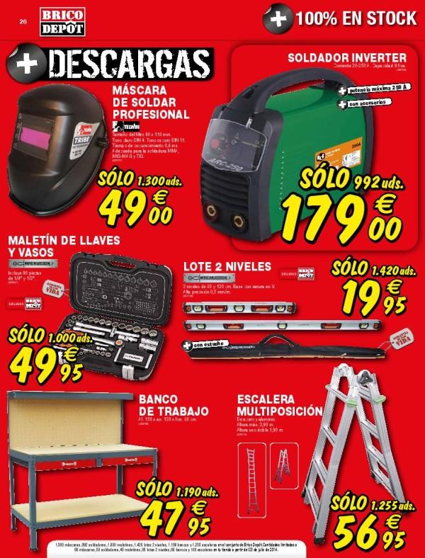 Catalogo-Brico-Depot-agosto-2014-soldador-escalera