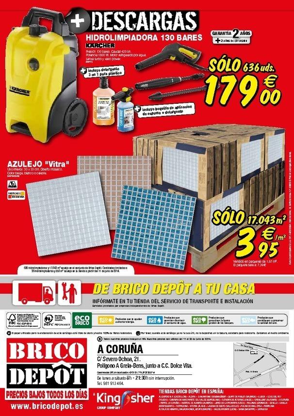 Catalogo brico depot pagina 16 for Casetas de madera baratas para jardin brico depot