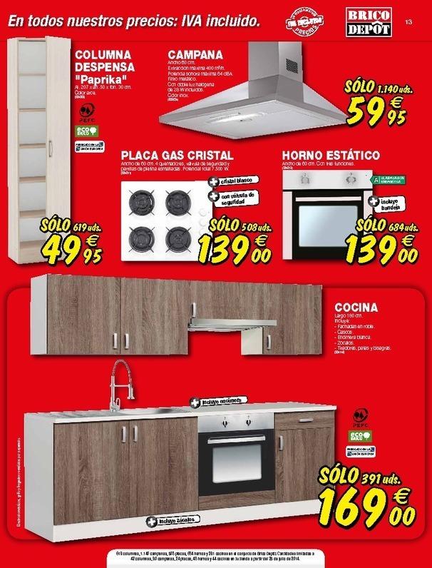 Catálogo Brico Depot Crevillent Agosto 2014 - EspacioHogar.com