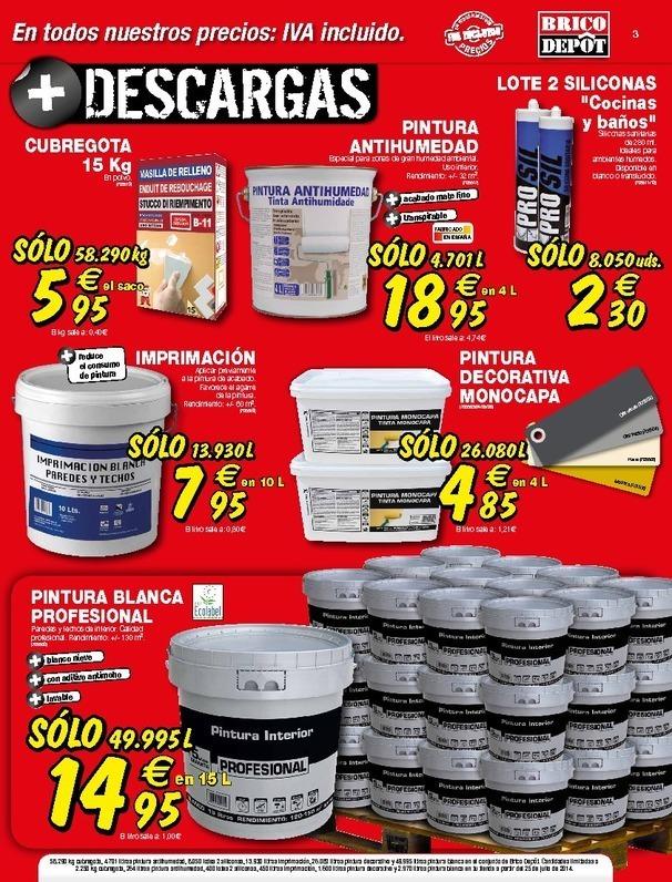 Cat logo brico depot granada agosto 2014 - Catalogo descargas bricodepot ...