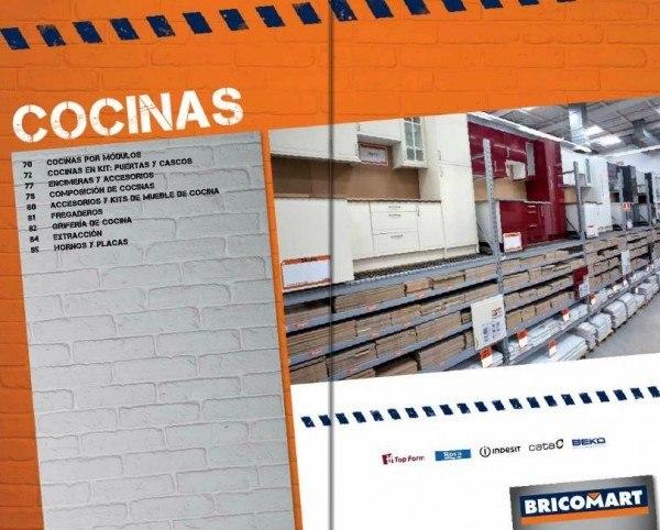 Cat logo bricomart - Catalogo cocinas bricomart ...