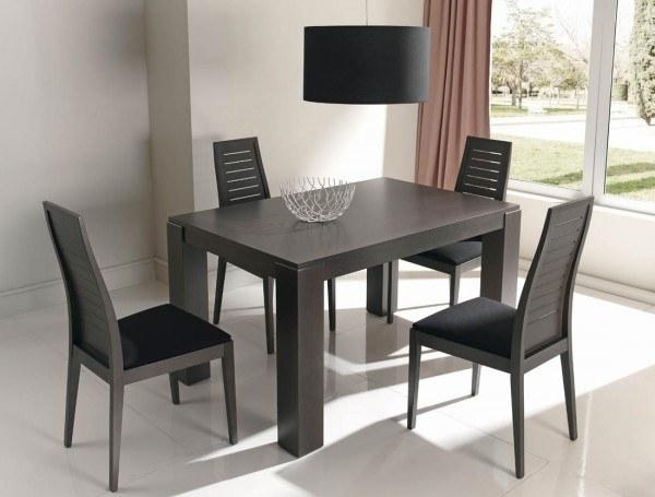 Comedores modernos for Colores de muebles modernos