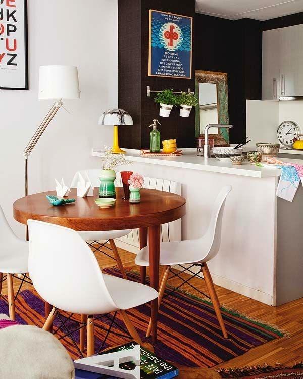 Fotos de Comedores modernos que os van a encantar - espaciohogar.com