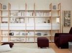 diseño-bibliotecas-fotos-modelo-madera-minimalista