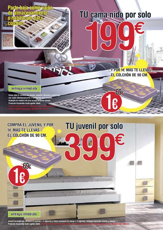 muebles-tuco-ofertas-dormitorio-juvenil-un-euro