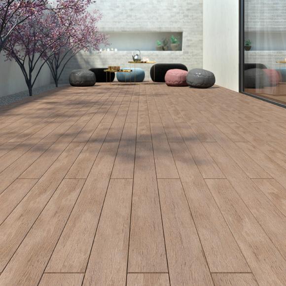 Suelos de exterior sin obras - Suelo de madera exterior ...