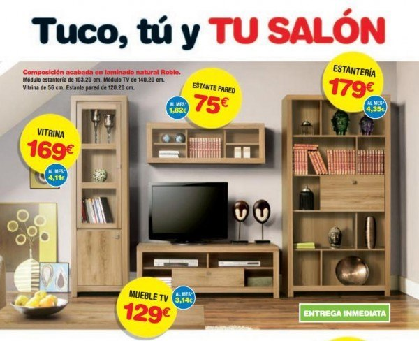 Cat logo muebles tuco abril 2016 for Muebles tuco vitoria