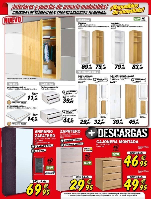 Cat logo brico depot jerez septiembre 2014 - Catalogo gran casa ...