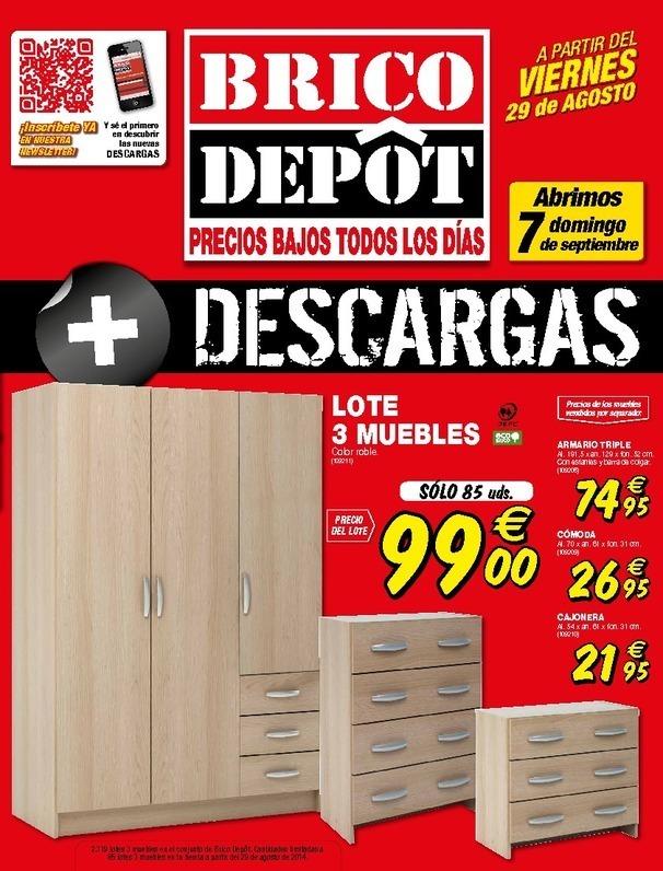 Cat logo brico depot toledo septiembre 2014 - Puertas de armarios de cocina en brico depot ...