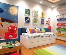 Cuadros infantiles para decorar una habitación