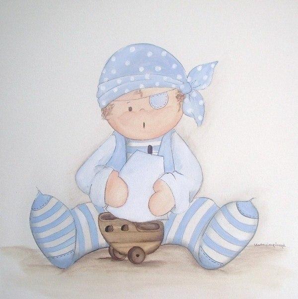 Cuadros infantiles para decorar una habitaci n - Cuadros para habitacion bebe ...