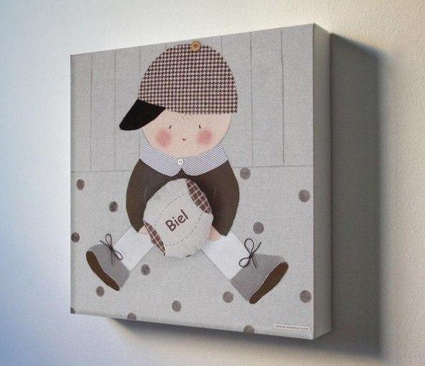 cuadros-infantiles-para-decorar-una-habitacion-infantil.cuadro-personalizado-de-infantdeco