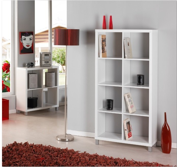 Estanteria leroy merlin for Mueble libreria leroy merlin