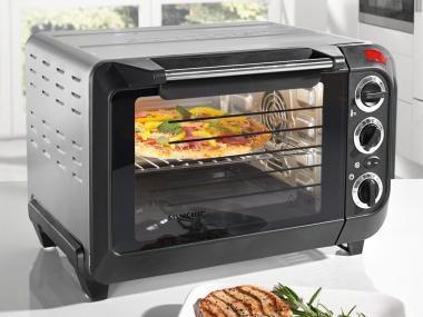 Horno lidl elperolo for Mejor horno electrico calidad precio
