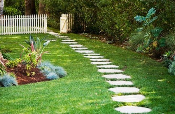 De 100 fotos con ideas de decoraci n de jardines for Hacer caseta jardin barata