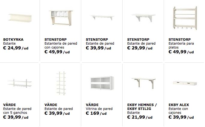 Repisas-IKEA-blanco